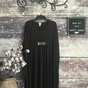 Chico's Cinched Maxi Dress